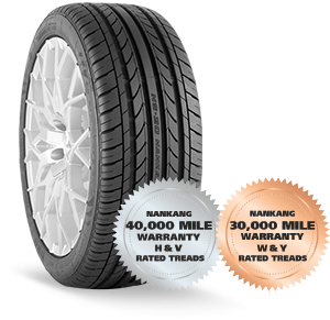 NS-20 Tires