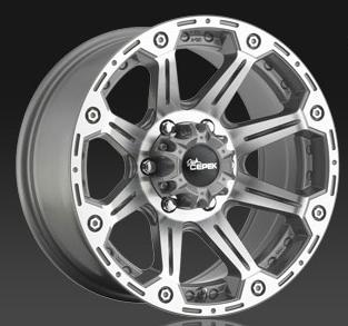 Torque Gun Metal Tires