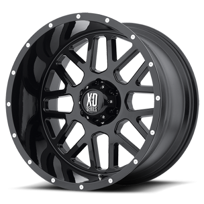 Grenade (XD820) Tires