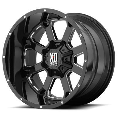 Buck 25 (XD825) Tires