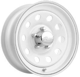55W White Modular Tires