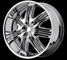 HE833 Tires